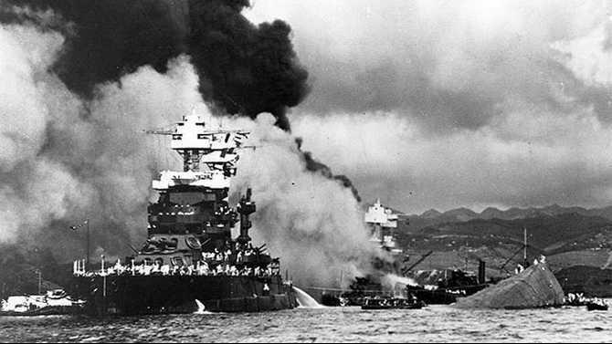 Pearl-Harbor---Maryland-and-Oklahoma