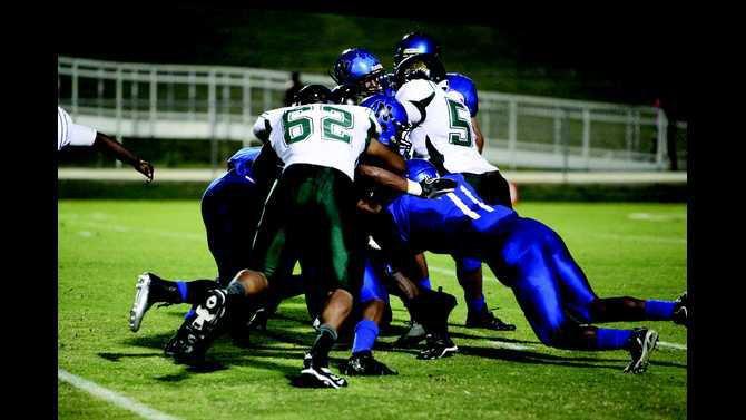 newton tackle