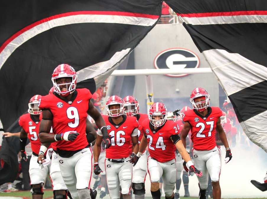 Williams First Experience Covering Uga Football Was Nothing Short Of Incredible The Covington News