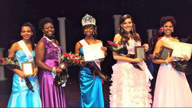Miss RCHS 2011 pageant