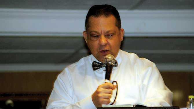 Pastor Tim Walden 2