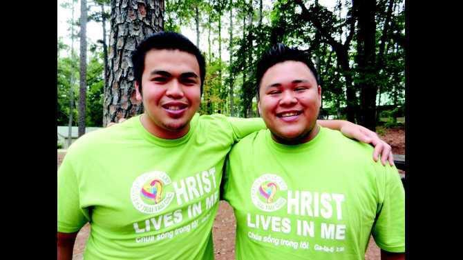 Christian Family Camp  2013 Khaora Lam and Thang Hoang 083