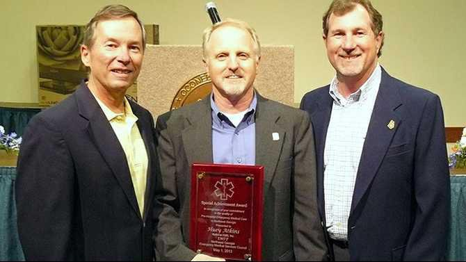 National-EMS-Huey-Atkins-wins-Special-Achievement-award-2013b
