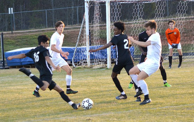 Alcovy Soccer