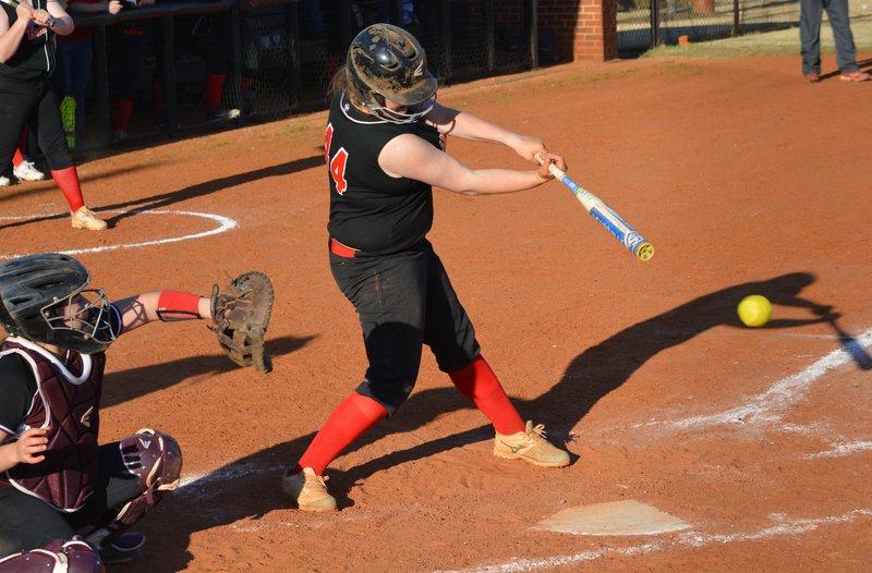 Covington Academy Softball
