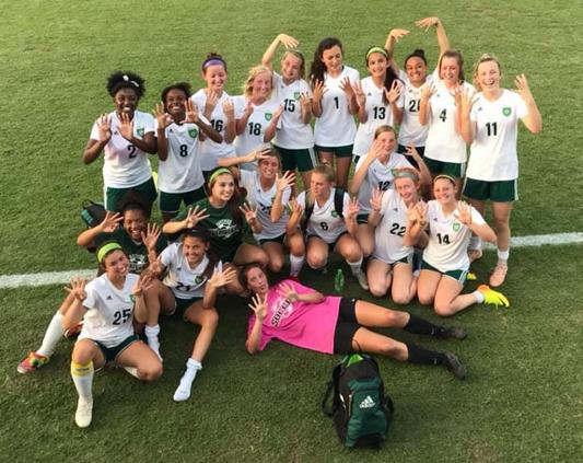 Eastside girls soccer