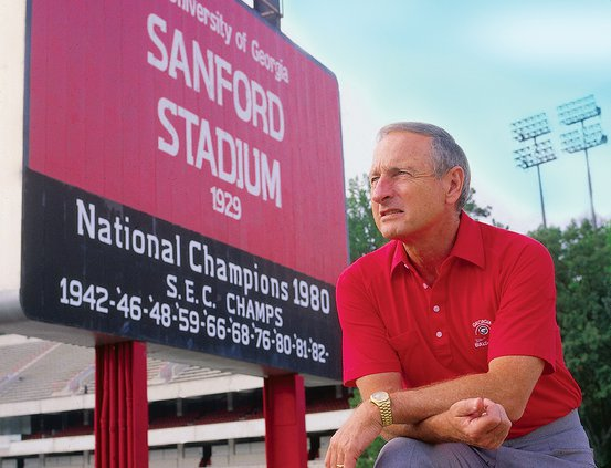 Uga Announces Plans To Name Football Field After Vince Dooley