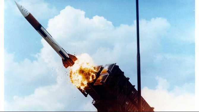 patroit-missile