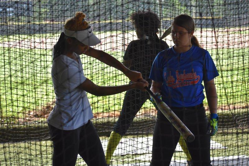 Alcovy softball