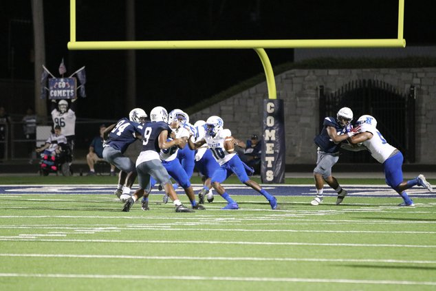 Newton High Rams