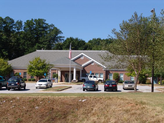newton county health center