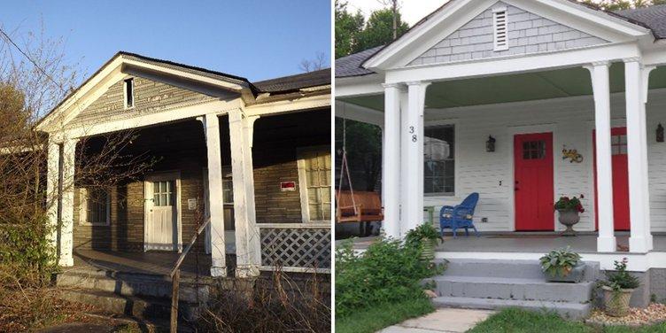 porterdale renovation