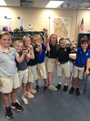 Piedmont academy teacher makes science fun for students
