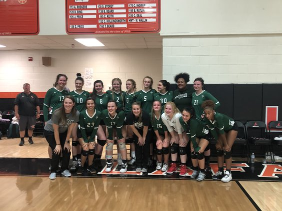 Eastside Eagles Volleyball