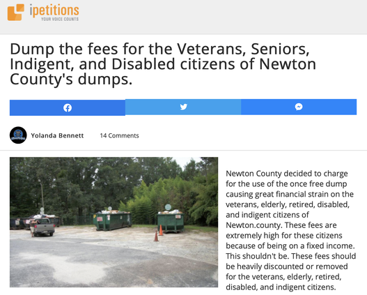 dump the fees