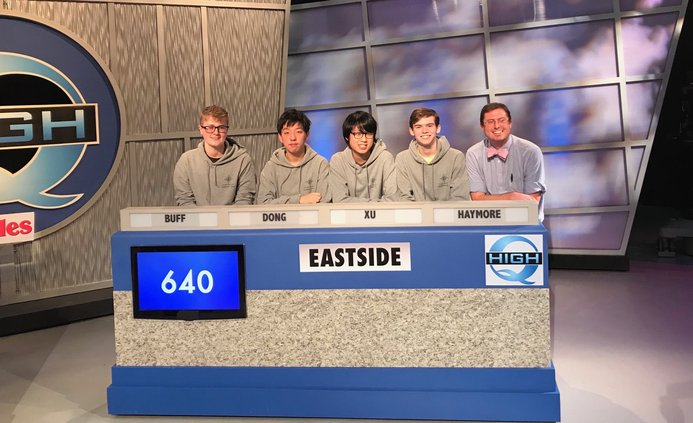 Eastside quiz bowl