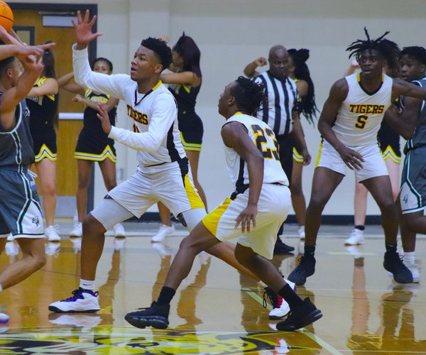 Alcovy basketball