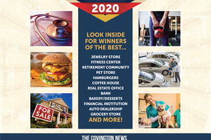 Best of Newton 2020 Cover