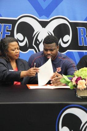 Dre Butler Signing