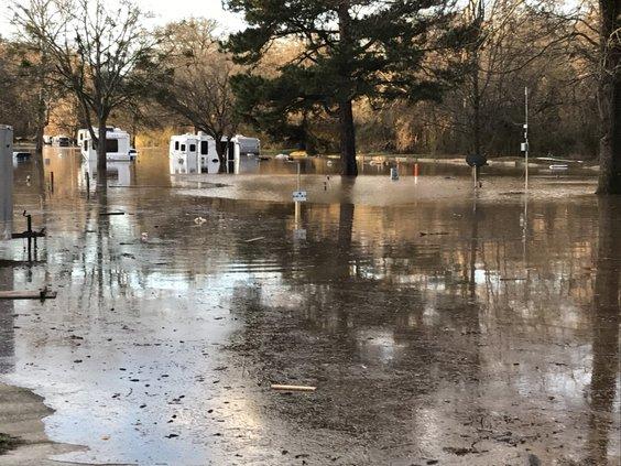 Riverside Estates Flooding