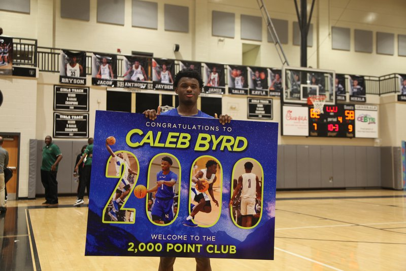 Byrd 2000 Points
