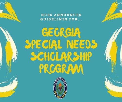 GA Special Needs Program