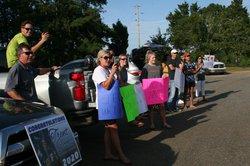 Piedmont Academy Parade