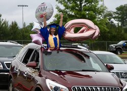 Newton Graduation Celebration 1