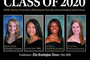 Graduation 2020 Cover