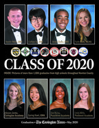 Graduation 2020 Cover