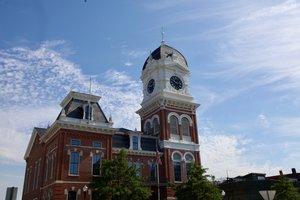 Newton County Historic Courthouse