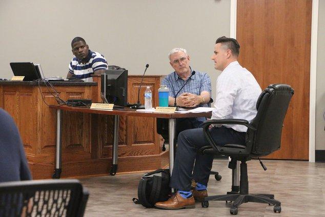 Covington officials talk hazard incentive payment