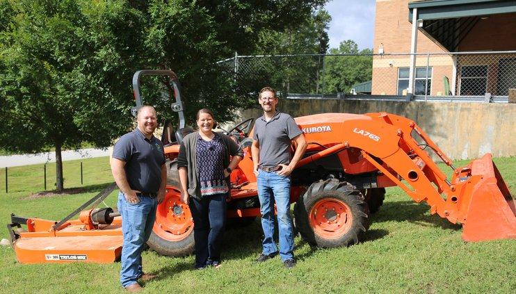 NCCA Ag Program gets $99,000 grant from USDA