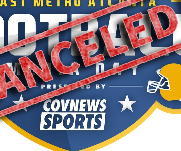 East Metro Media Day Canceled