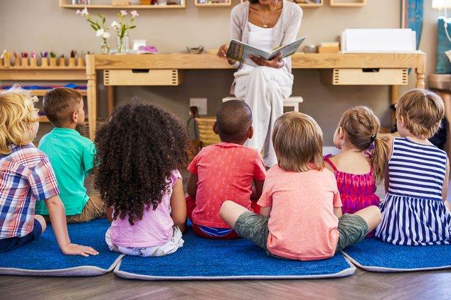 Child care - stock