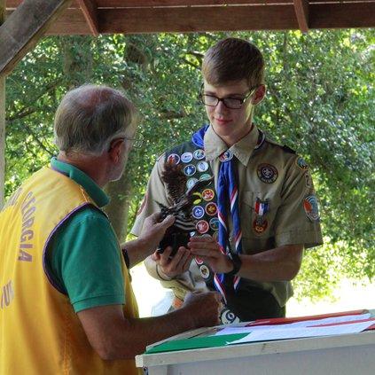 Scott Evritt earns Eagle Scout