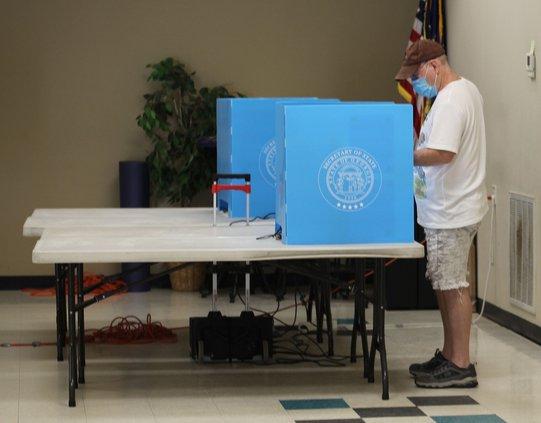 Runoff election - Aug. 11, 2020