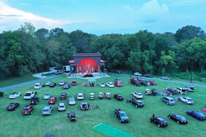 Legion Field drive-in concerts