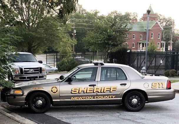 Newton County Sheriff's Office patrol car