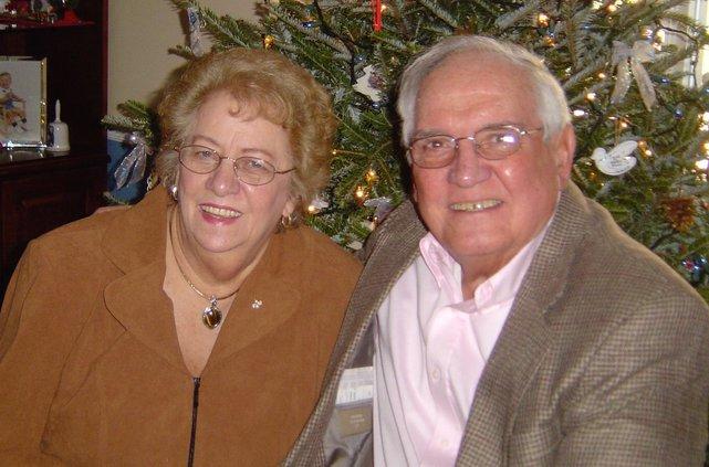 Joan Elizabeth Gibson and Jack Richard Gibson