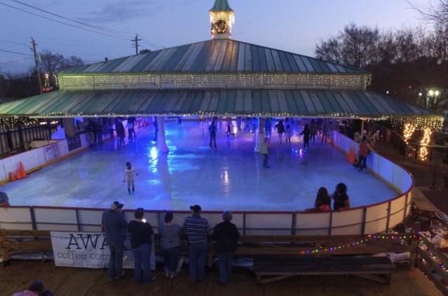 Ice Days skating rink