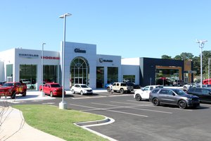 New Ginn Motors Chrysler-Jeep location
