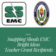 Snapping Shoals grants