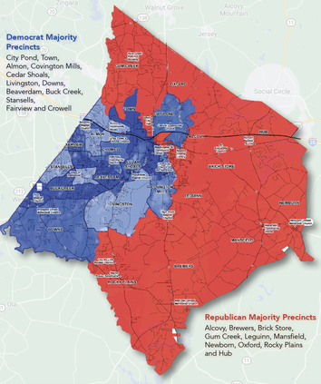 By the Precinct - 2020 election