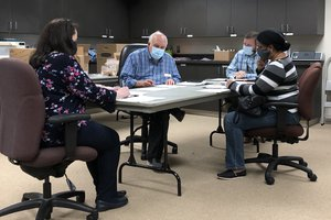 Newton County election board