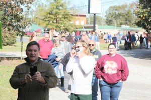 Mansfield voters