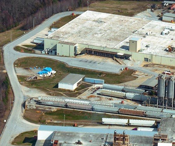 FiberVisions plant site