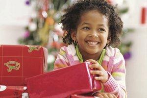 Christmas gifts - stock
