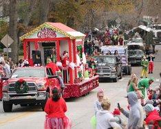 Lions Christmas Parade