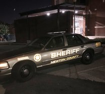 Newton County sheriff car.jpg
